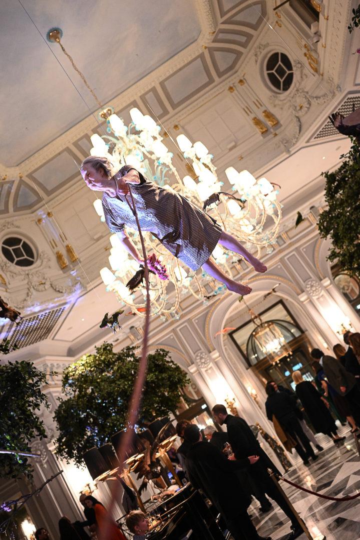 """Sun Yuan & Peng Yu """"If I Died"""" Galleria Con"""