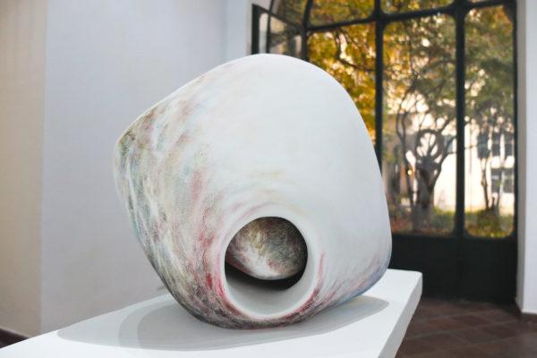 L'oeuvre de Virginia Gamna raconte une histoire entre storytelling et art : ici Le Trophée