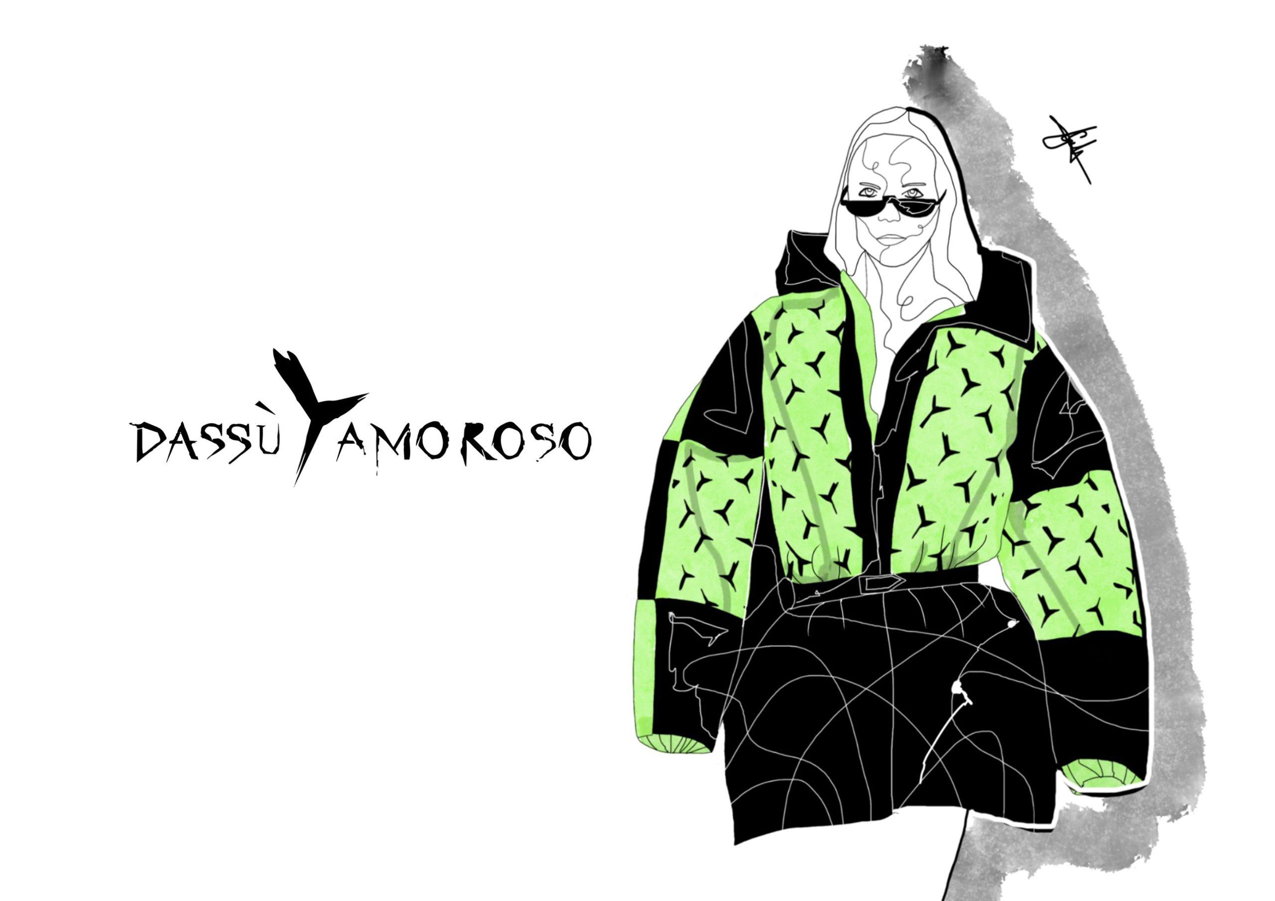 DassùYAmoroso No Gender illustrated by Gabriele Melodia