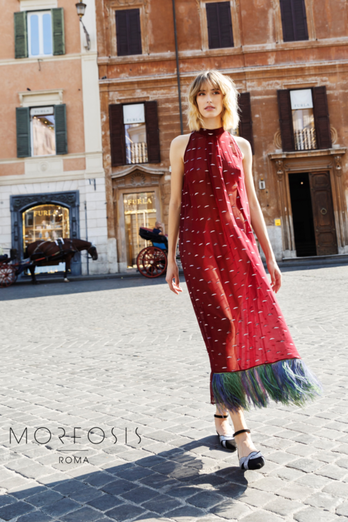 Morfosis timeless classic collection in Rome