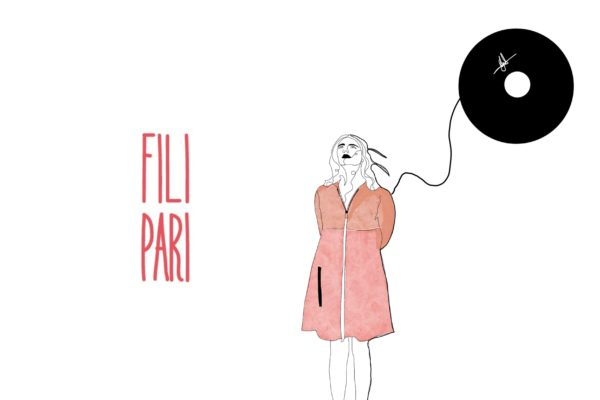 FILI PARI Illustrated by Gabriele Melodia