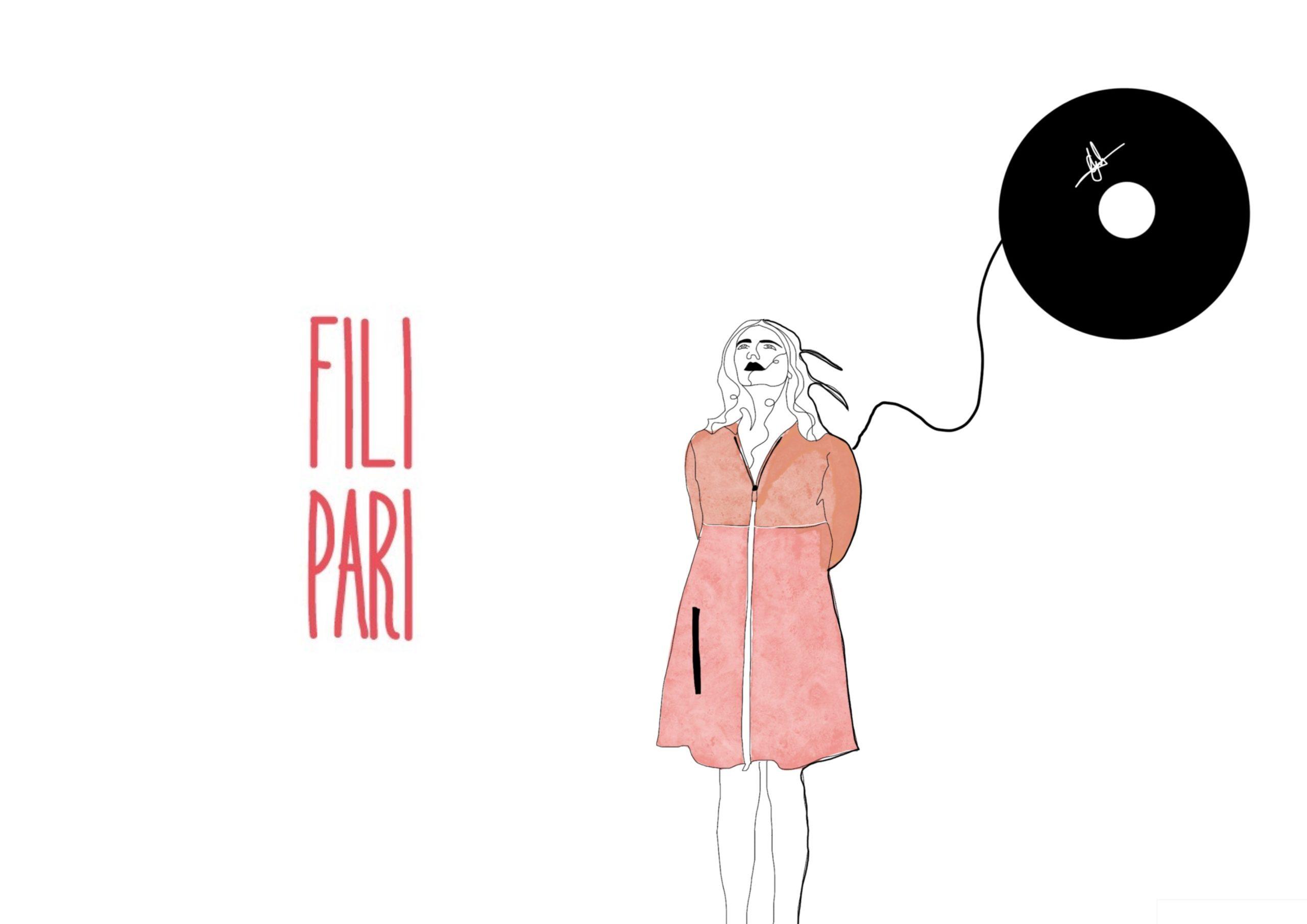 FILI PARI Illustrated by Gabriele Melodia