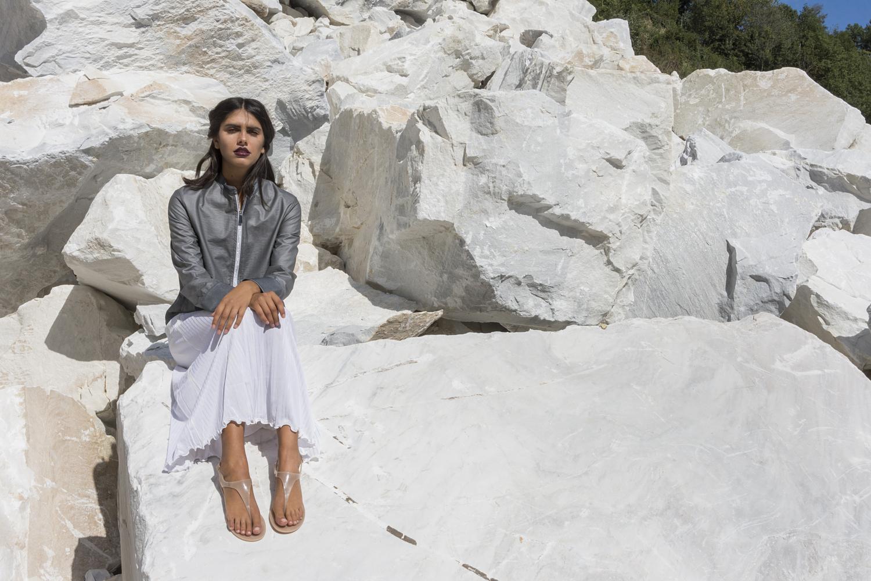 Fili Pari innovative material and sustainable fashion