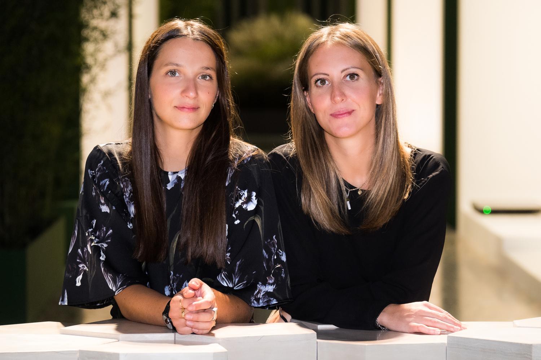 Francesca Pievani and Alice Zantedeschi are the Duo of Founders of the Italian Start up FILI PARI
