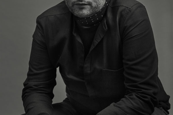 Portray of Ludovic Alban, Co-Founder pf Paris Alpine Studio