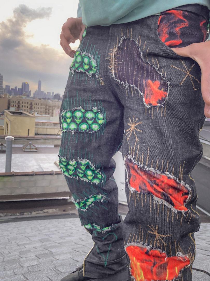 2FIFTY DTC CUSTOM CLOTHING JEANS
