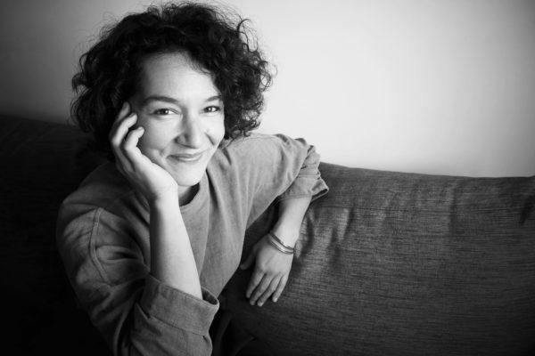 Portrait de Anne Liauzun la fondatrice de CECANCE