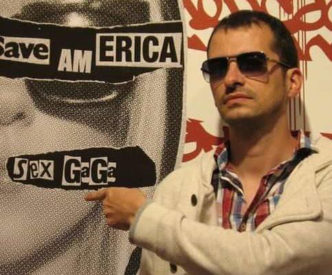 Portray of Loic Le Floch aka FENX